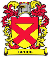 Bruce Coat-of-Arms